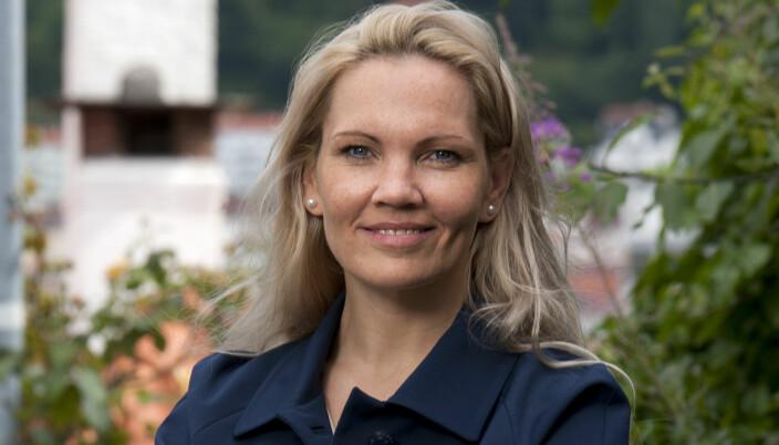 Maria Hessen Jacobsen har i en årrekke engasjert seg mot isolasjon.