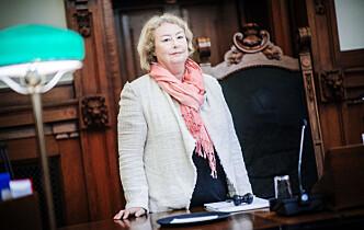 Høyesterett i gang på videolink - advokat frykter press mot muntlighetsprinsippet