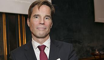 Advokat Marius Dietrichson.