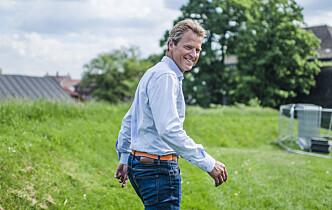 Hvem skal overta etter Jens Johan Hjort?