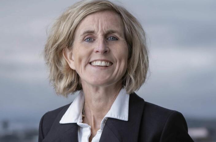 Kristin Veierød er en hyppig brukt foredragsholder, blant annet om temaene digitalisering og nye forretningsmodeller.