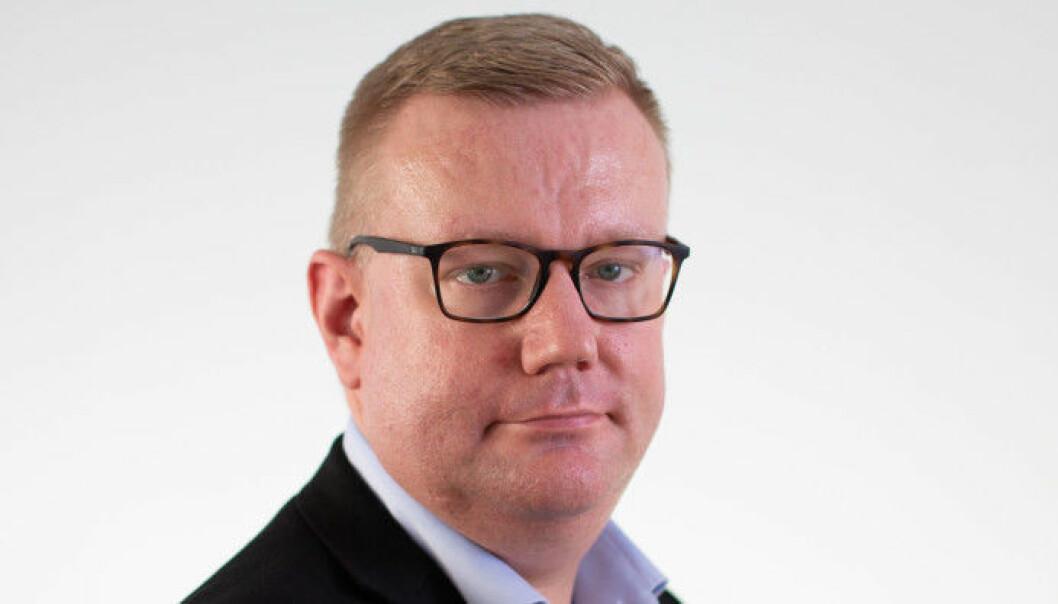 Olav Lægreid mener flerkulturelle kandidater i utgangspunktet stiller med et handikap.