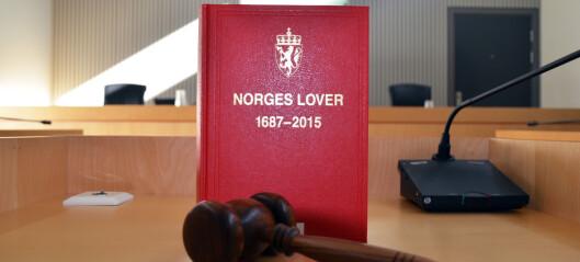 Mener tiltalte ikke skal kunne velge seg bort fra sentrale rettssikkerhetsgarantier