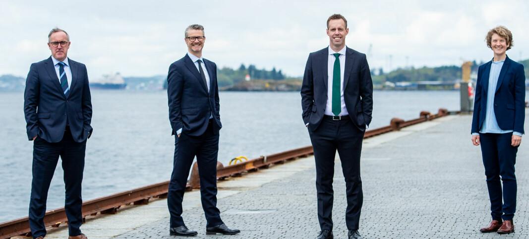 Thommessen henter fire nye partnere