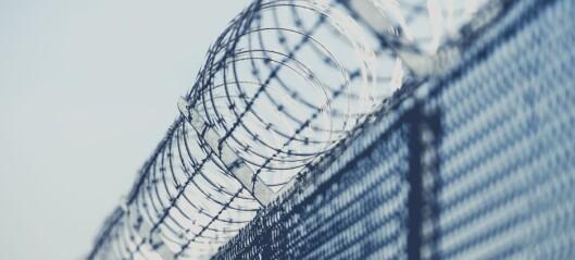 Kriminalomsorgen: Fattet 419 vedtak om bruk av tvangsmidler i fjor