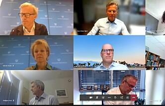 Jon Wessel-Aas er valgt til ny leder av Advokatforeningen