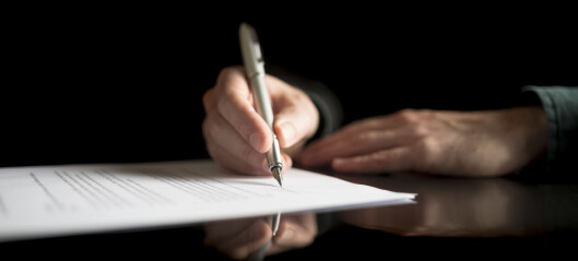 Advokatens ansvar når et testament forsvinner