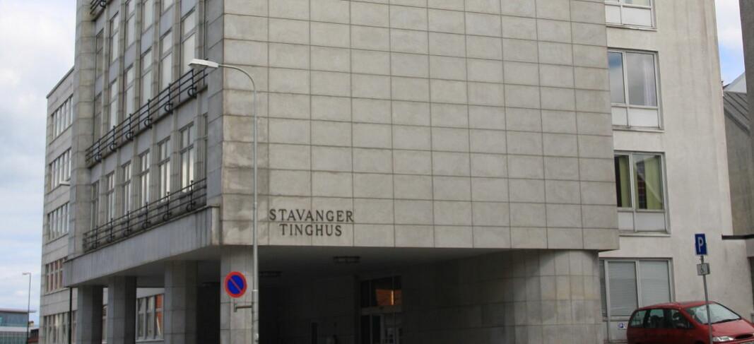 Mange kjente Stavanger-advokater ønsket seg vervet som fast forsvarer.