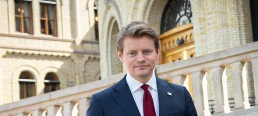Høyre vil ha lavere minstestraffer og sier nei til samtykkelov