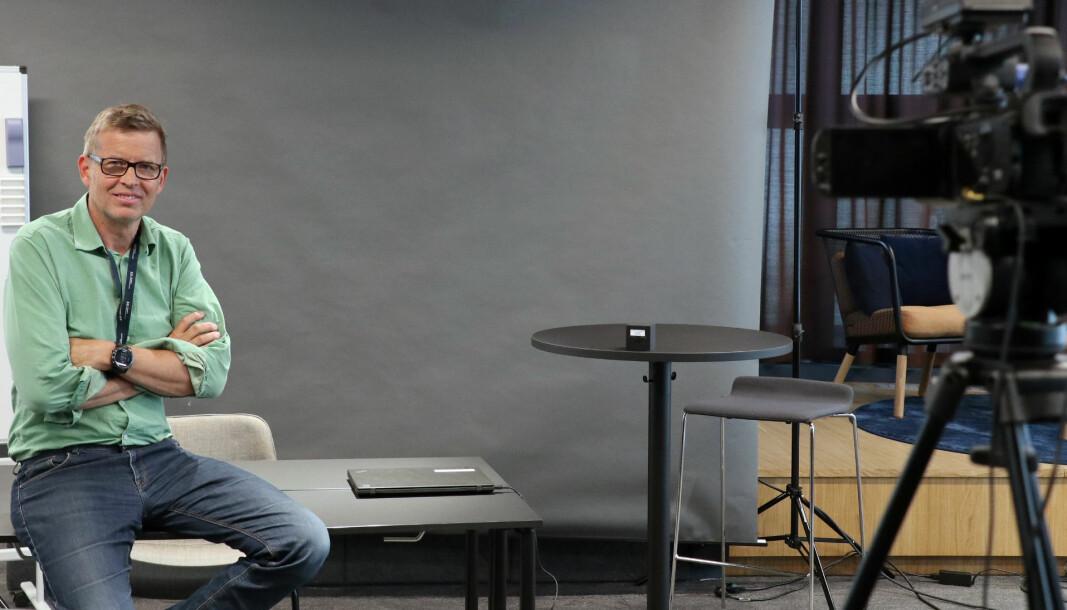Torbjørn Buer og resten av JUS ser frem til å tilby en kombinasjon av online-kurs og fysiske kurs utover høsten.