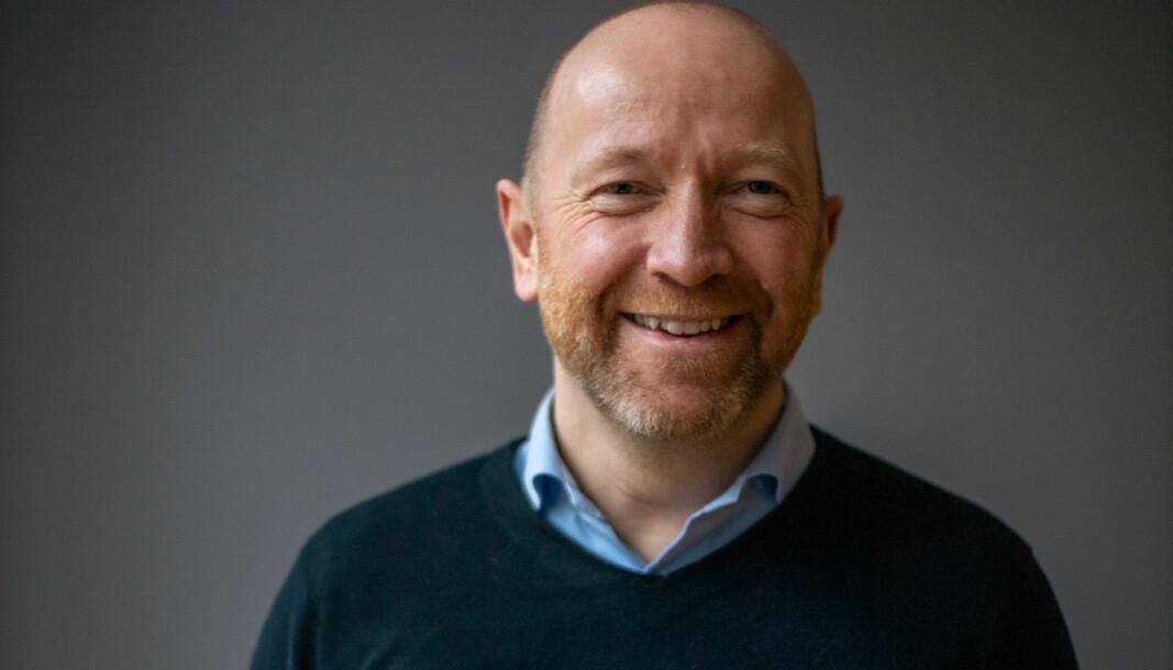 Anders Faanes er daglig leder i Advokatfirmaet Codex som nå har inngått et nytt samarbeid.