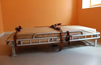 Justisdepartementet mener nye fengselsbygg vil minske bruken av isolasjon
