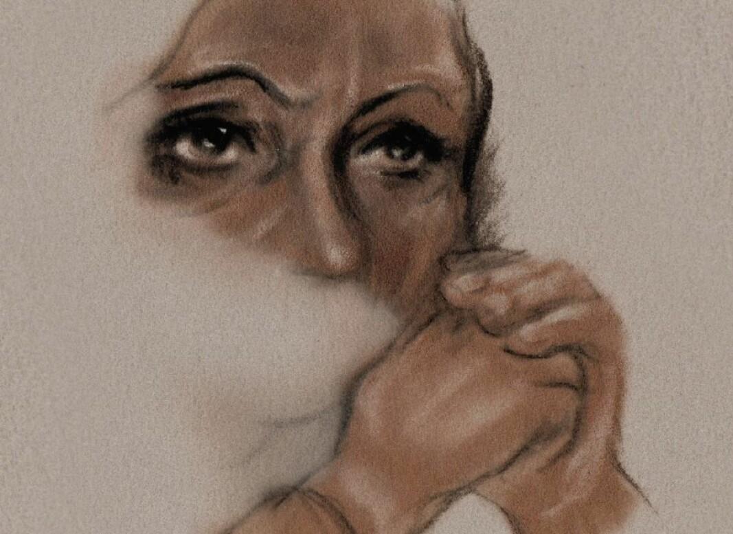 SVIGERMOR: Moren til en enke som mistet ektemannen i æresdrap. Moren var selv tiltalt for drapet sammen med far til enken og en onkel omtalt som «Hamza» i boka. Hem skriver om hvordan deres opplevelse av rett og galt havnet på kollisjonskurs med juryens rettferdighetsfølelse. Moren skrek og kastet ting rundt seg da dommen falt.