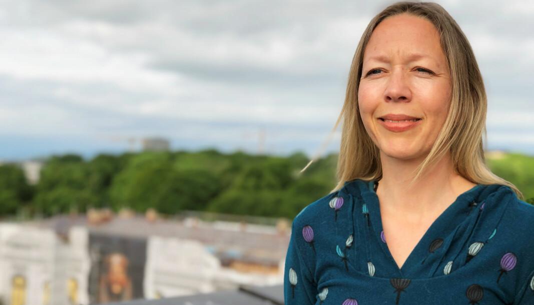 Kristin Bergtora Sandvik savner mangfold i oppgavene på Det juridiske fakultet.