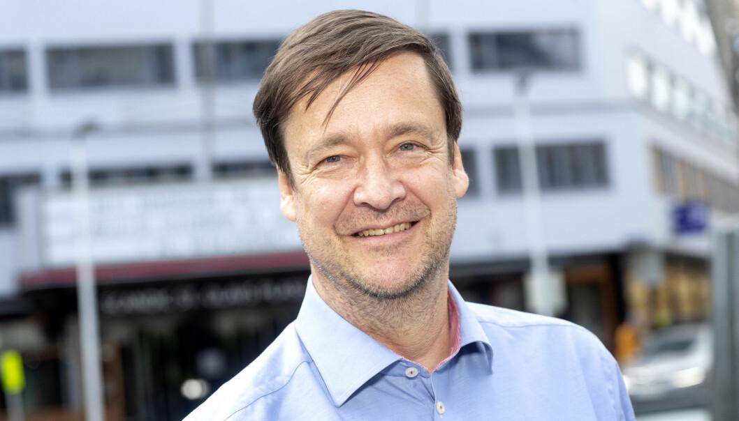 Fra domstol til domstol: John Christian Elden kjenner norske domstoler bedre enn de aller fleste .
