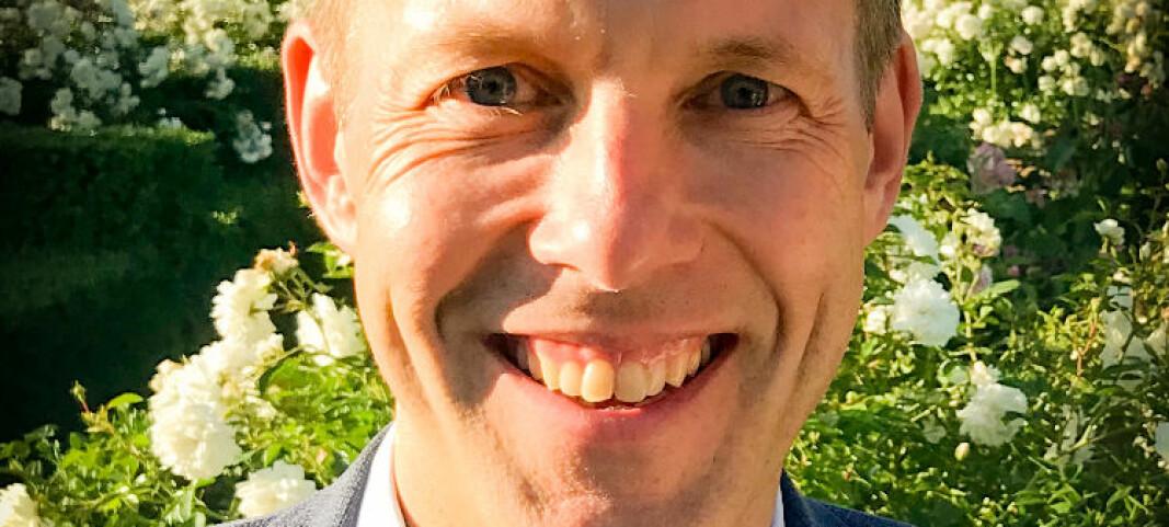 Amund Noss gikk fra å være leder av Skattelovavdelingen i Finansdepartementet til å bli prosedyreadvokat i Kluge.
