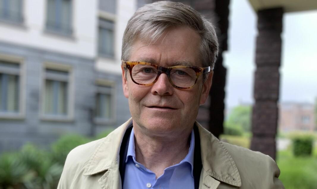 På spørsmål om hvem som er hans faglige forbilder, trekker Tom Melbye Eide frem hele ti norske jurister som har imponert ham. Les hvem i dette intervjuet.