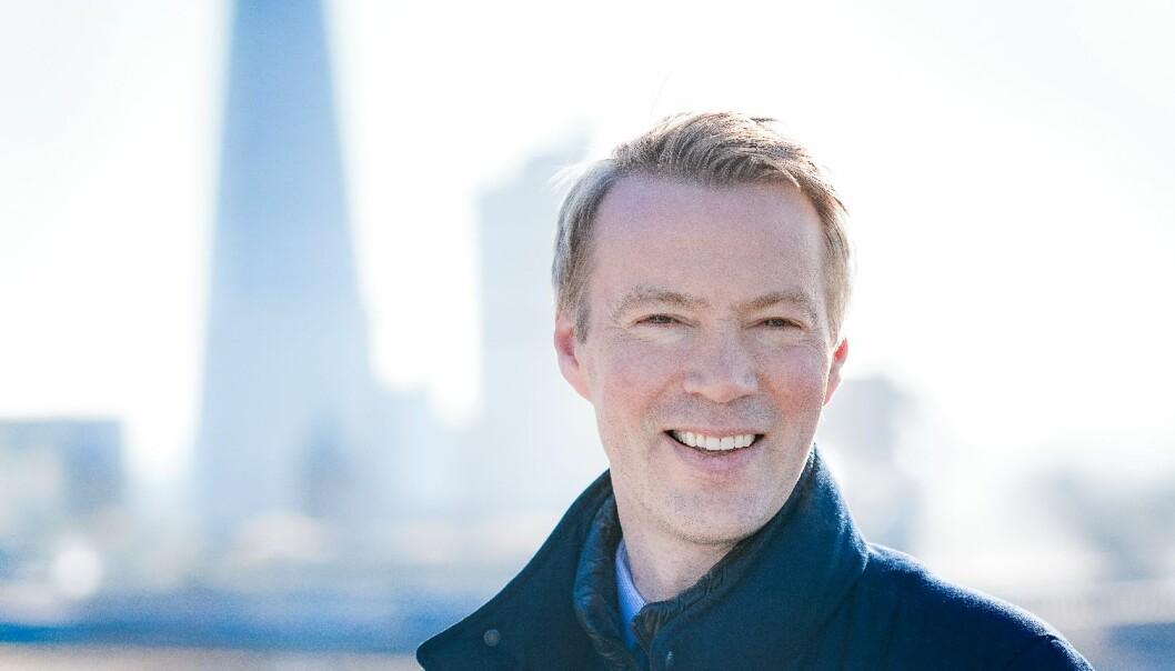 Klientene etterspør folk som tør å si hva de mener, sier partner Lars Eirik Gåseide Røsås.