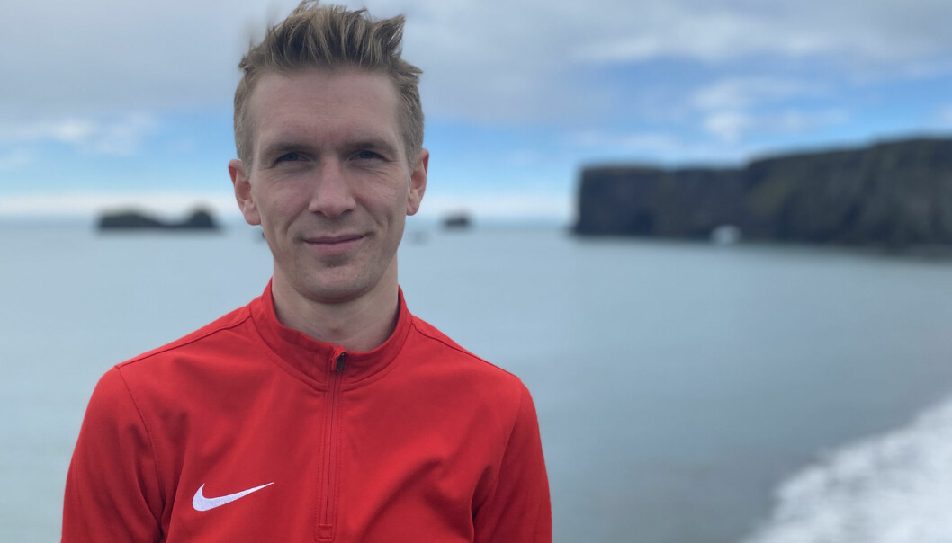 Etter lengre forhandlinger på hjemmebane ble det Islands-tur på Didrik Beck Rodarte i år.