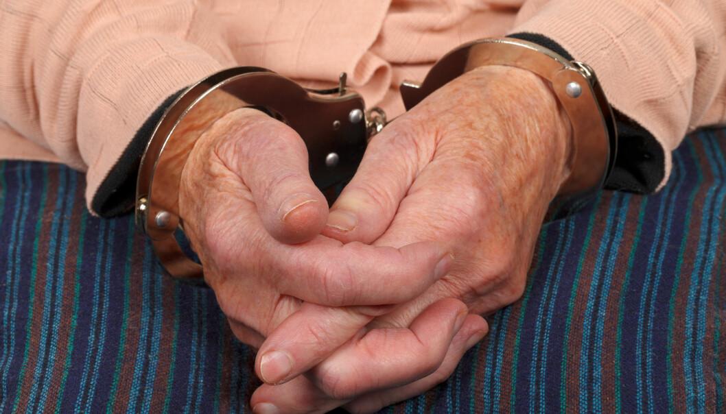 - At straffedømte mister alderspensjonen er et stykke på vei begrunnet i at de oppholder seg på institusjon med fri kost og losji, sier Advokatforeningens lovutvalg for velferds- og trygderett.
