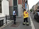 Politiet og bombegruppe rykket ut til Eldens kontor - skal ha mottatt mistenkelig brev med hvitt pulver