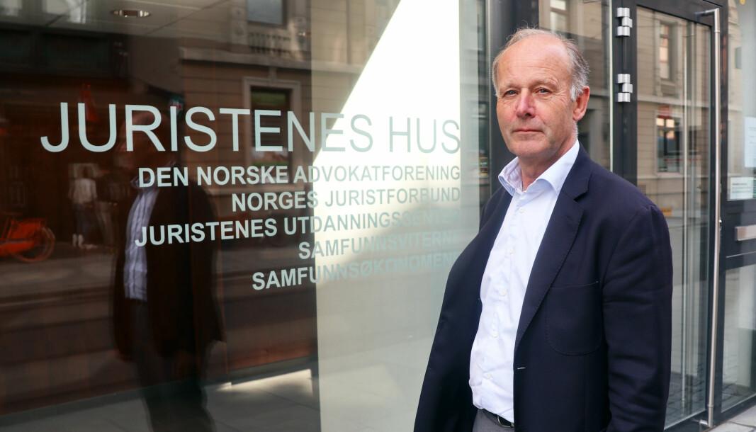 Morten Tveten jobber tett med Help i et nytt samarbeidsprosjekt.