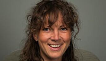 Heidi D. Stubberud driver meklingsprosjektet i Help sammen med to kolleger.