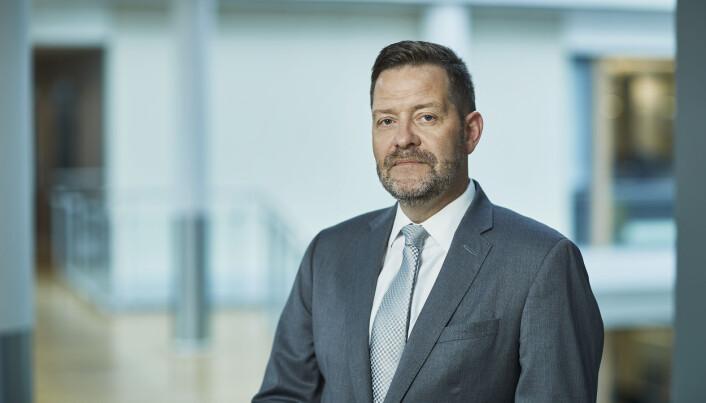 Øystein Arff Gulseth er glad for den nye samarbeidsavtalen EY har inngått med UiO.