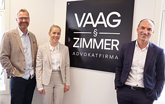 Advokat-kompanjonger tar sats med nytt firma