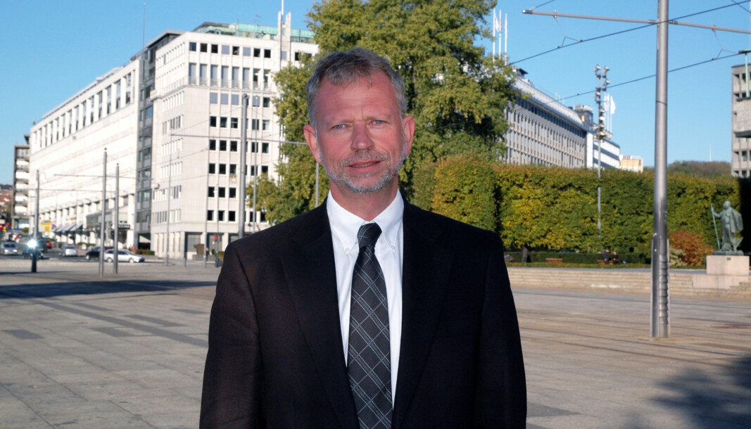 Odd Storm-Paulsen er direktør i Lovdata.