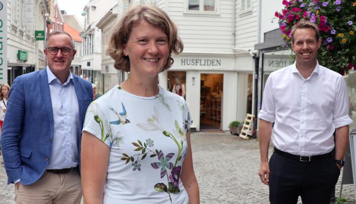 - Startskuddet for norsk havvind går nå