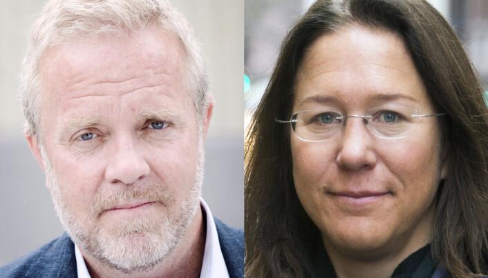 Advokatforeningens leder, Jon Wessel-Aas, er medlem av juryen som ledes av Anine Kierulf.