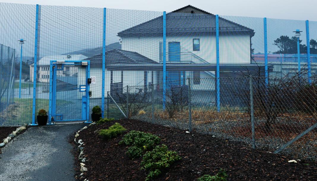 Ungdomsenheten i Bjørgvin fengsel i Bergen er et av to ungdomsfengsler i Norge.