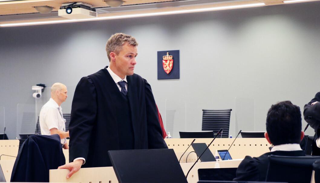 Elden-partner Bernt Heiberg er med i forsvarerteamet i saken.