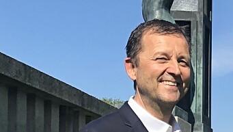 Johan Dolven er gründer og administrerende direktør i HELP Forsikring.