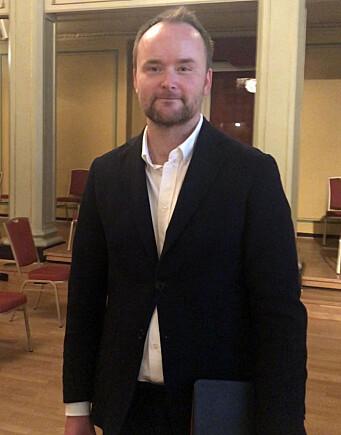 Eirik Holmøyvik.