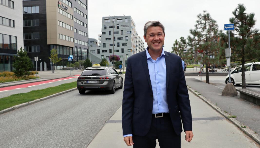 Arne Oftedal er leder av Advokatforeningens utvalg for klima- og miljørett.