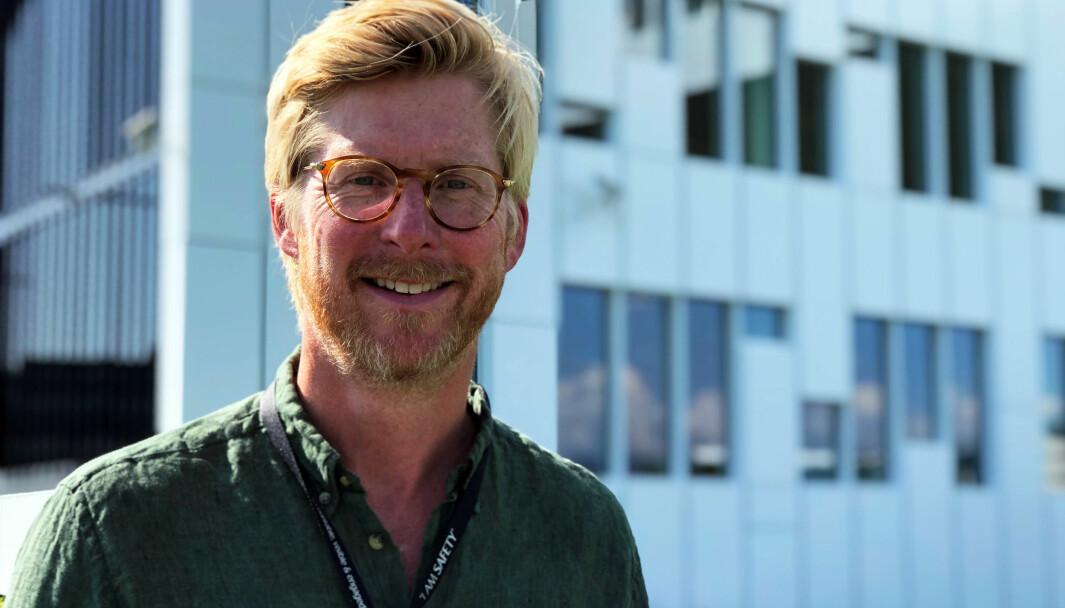 – Vi kan ikke bare tenke på klimautslipp, men også på forbruk, gjenvinning, menneskerettigheter og sirkulærøkonomi, sier chief counsel sustainability, Claes Åbyholm.