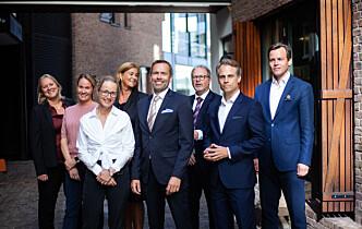 Dette advokatfirmaet har nå 50 prosent kvinnelige partnere
