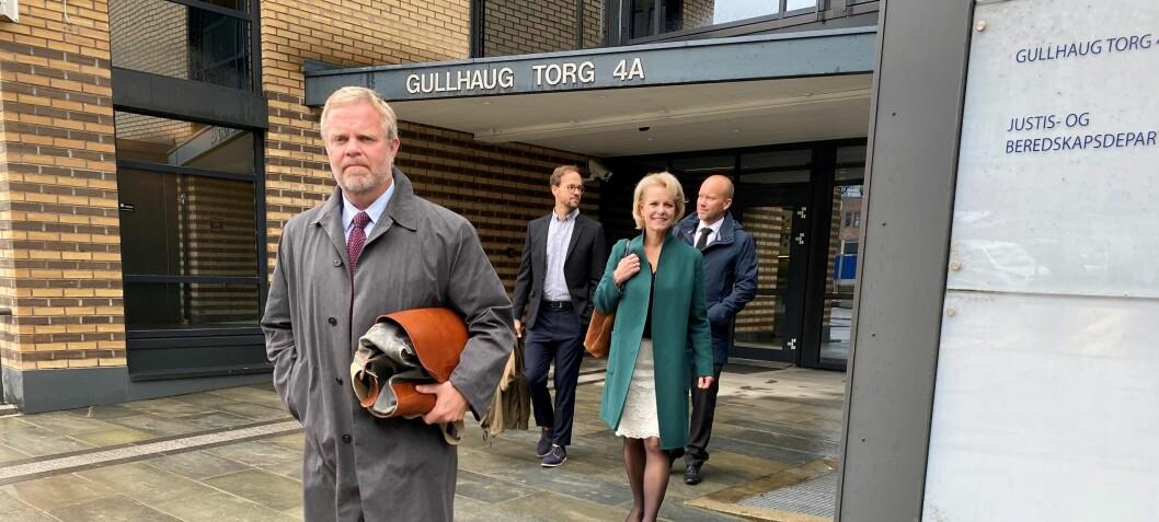Advokatforeningen krever 1560 kroner i offentlig rettshjelpssats i 2022