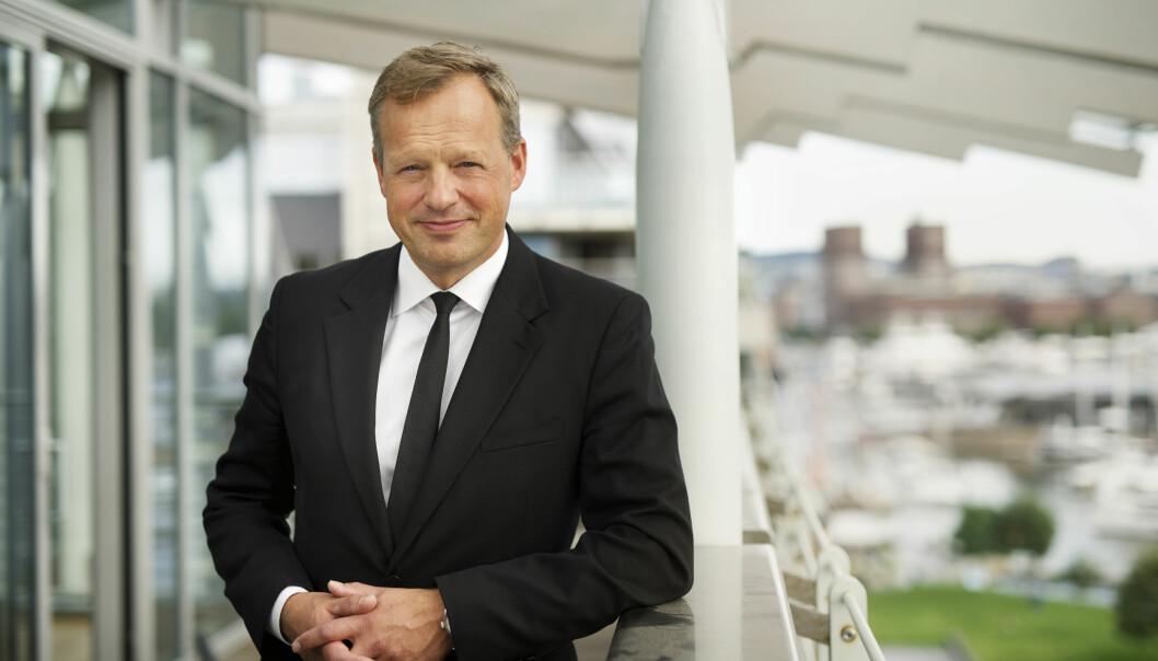 Stig Bech ser frem til nye utfordringer i Wiersholm.