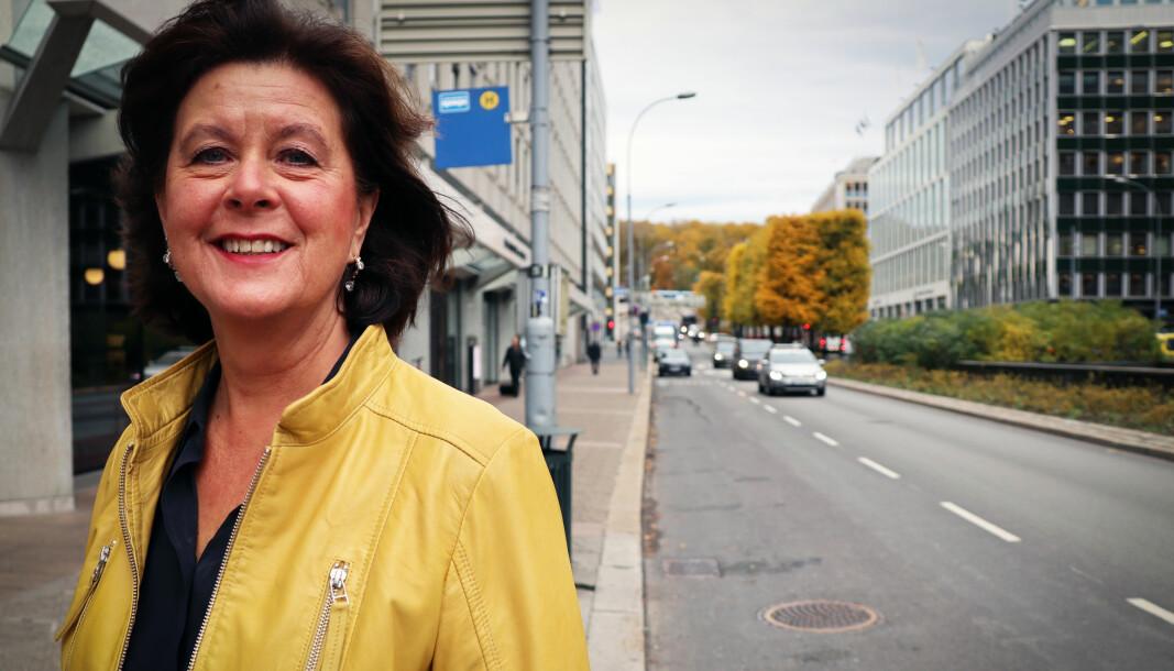 Else-Marie Merckoll er leder av Advokatforeningen Oslo krets og medlem av foreningens forhandlingsutvalg.