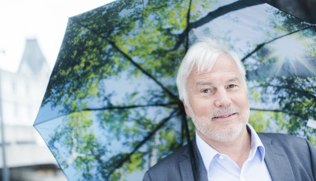 Trond Stang er leder av Etikkutvalget i Advokatforeningen.