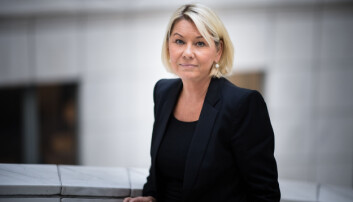 Justis- og beredskapsminister Monica Mæland