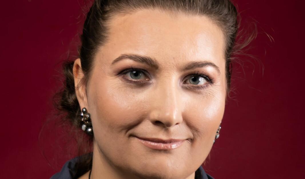 Urszula Srebrowska er statsautorisert tolk.