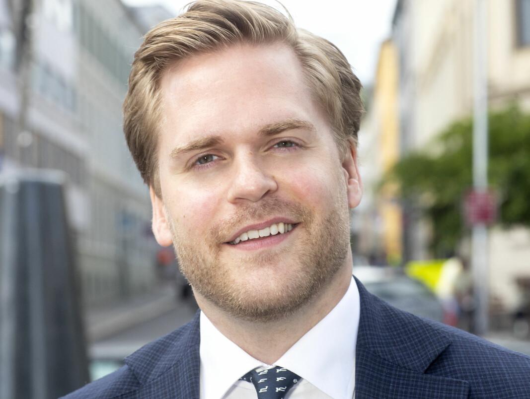 Kristoffer Sivertsen fikk i helgen gjennomslag for en resolusjon på Frps landsmøte