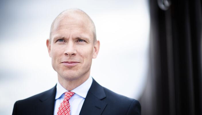 Sverre Tyrhaug i Thommessen.