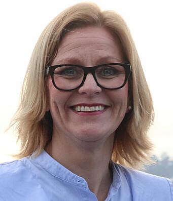 Tine Wærsten i Bull & Co..