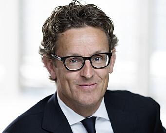 Stephan L Jervell er partner i Wiersholm.