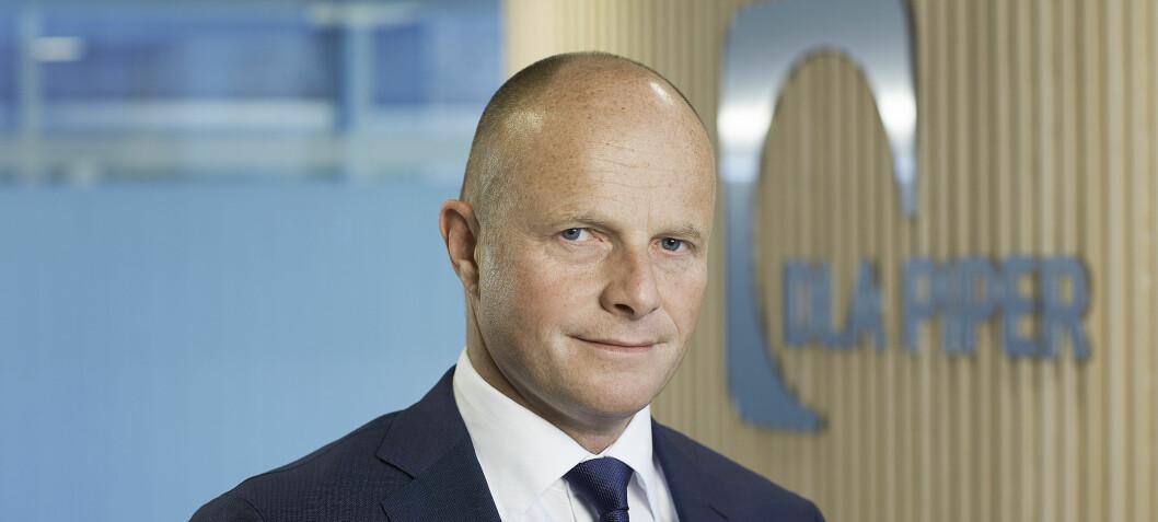 Egil Hatling blir ny managing partner i DLA Piper